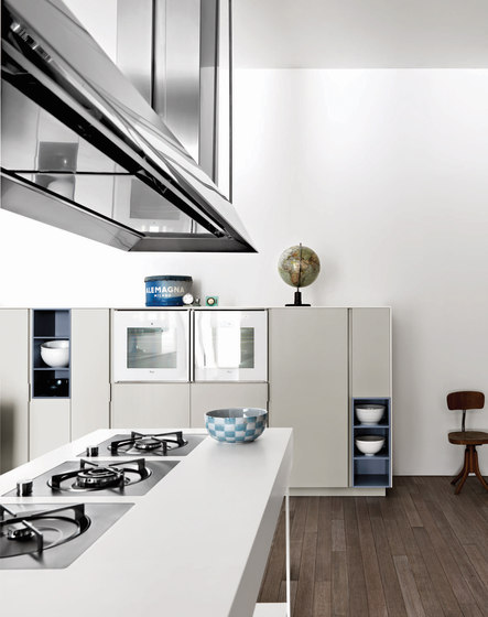 Kora | Composition 2 by Cesar Arredamenti | Fitted kitchens