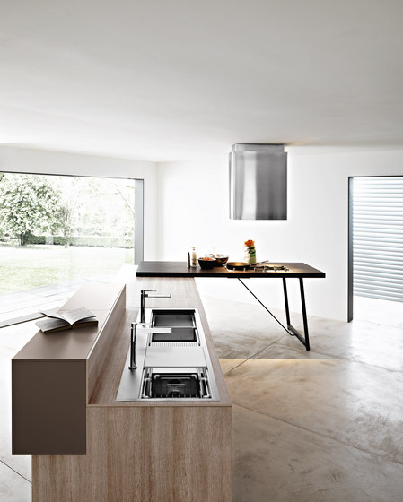 Kora | Composition 4 by Cesar Arredamenti | Fitted kitchens