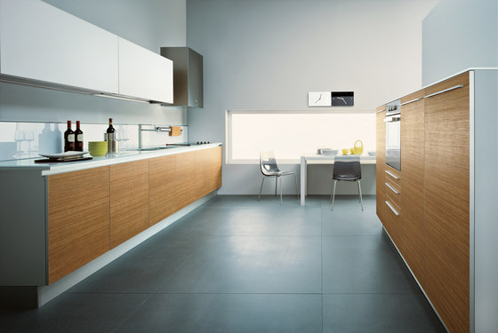 Luce | Composition 6 by Cesar Arredamenti | Fitted kitchens