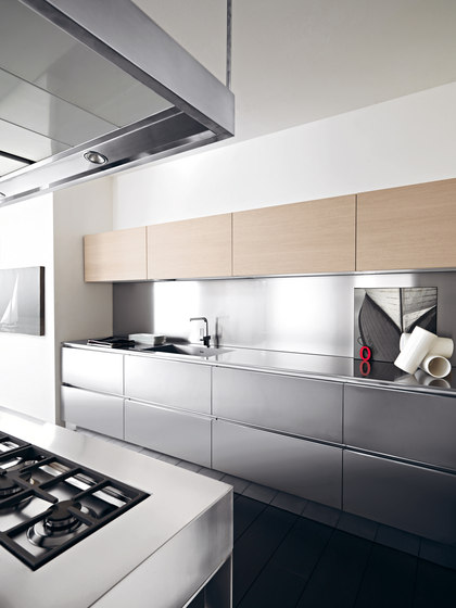 Lucrezia | Composition 3 by Cesar Arredamenti | Fitted kitchens