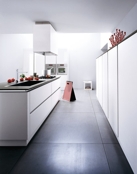 Lucrezia | Composition 7 by Cesar Arredamenti | Fitted kitchens