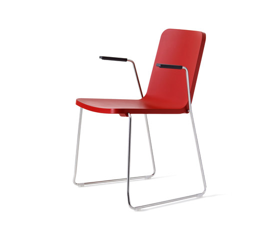 Pompidoo KS-185 by Skandiform | Visitors chairs / Side chairs