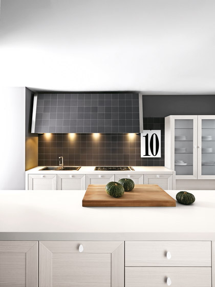 Noa | Composition 2 by Cesar Arredamenti | Fitted kitchens