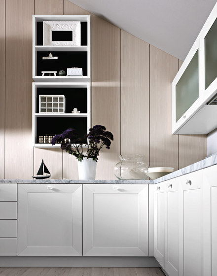 Noa | Composition 5 by Cesar Arredamenti | Fitted kitchens