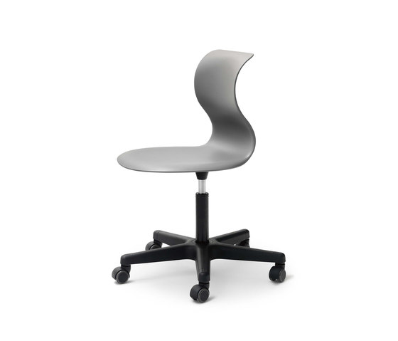 Pro 5 Star Base di Flötotto | Classroom / School chairs