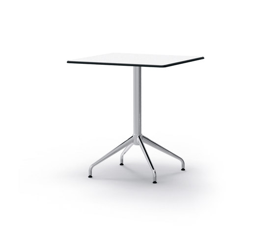 Pro Table 4 Star Base di Flötotto | Tavoli caffetteria