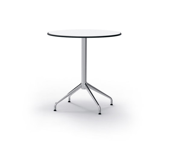 Pro Table 4 Star Base by Flötotto | Bistro tables