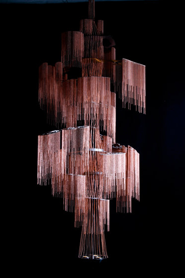 Enchanted Faraway Tree - 8 Tier - 1000 by Willowlamp | Suspended lights