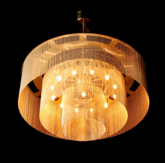 3-Tier - 700 - ceiling mounted by Willowlamp | General lighting