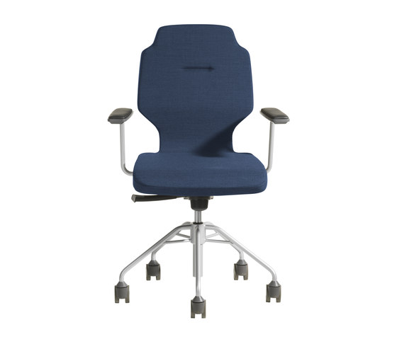 RH Session with castors by SB Seating | Task chairs