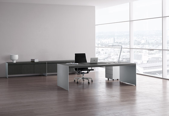 size table individual desks from renz architonic. Black Bedroom Furniture Sets. Home Design Ideas