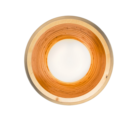 Kulho Medi plywood by Blond Belysning | Lighting objects
