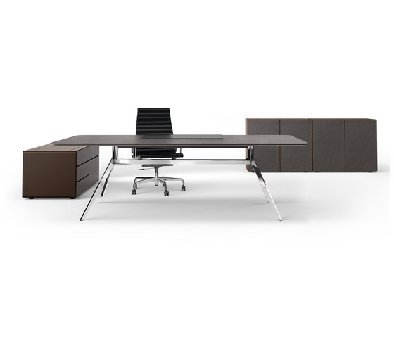 Star office table by RENZ | Individual desks