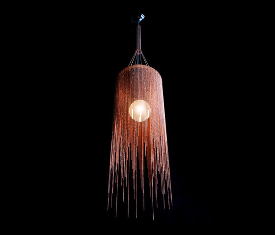 Circular Willow 280 Pendant Lamp by Willowlamp | General lighting