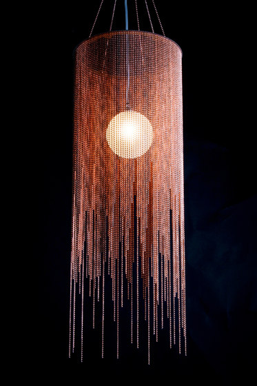 Circular Willow 280 Pendant Lamp by Willowlamp | General lighting