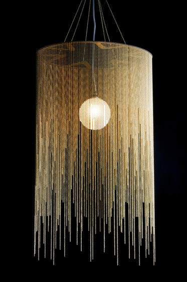Circular Willow 400 Pendant Lamp by Willowlamp | Suspended lights