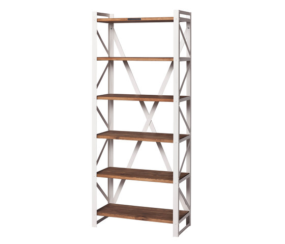 SHELF PX by Noodles Noodles & Noodles Corp. | Office shelving systems