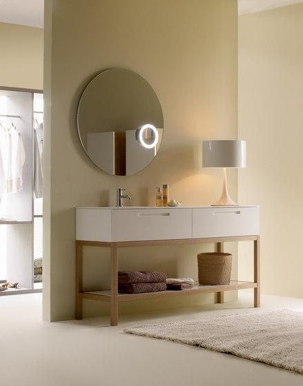 Bamboo basin vanity unit von CODIS BATH | Waschplätze