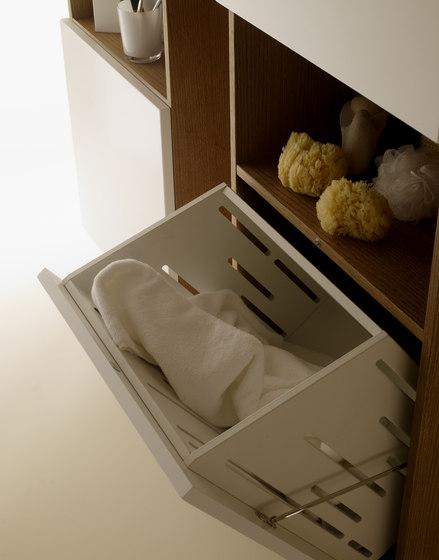 Base meuble pour rangement de CODIS BATH | Armoires de salle de bains