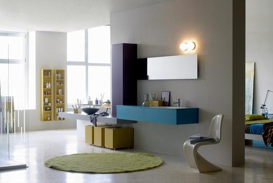 Basic basin vanity unit by CODIS BATH | Wash basins