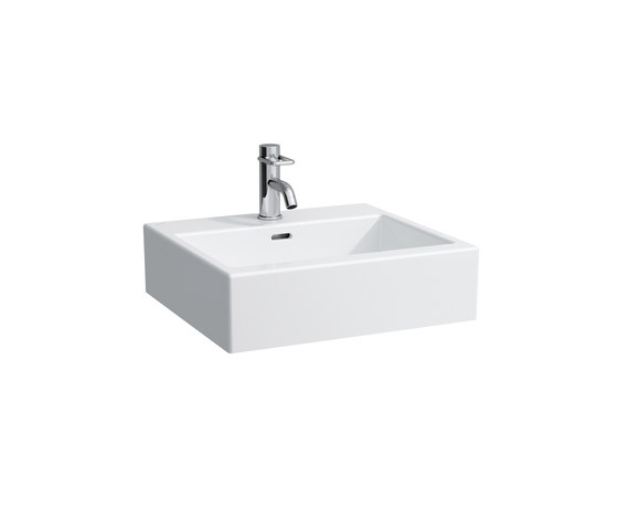living city | washbasin by Laufen | Wash basins