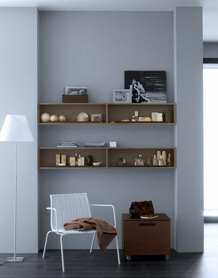 Dado shelves by CODIS BATH | Bath shelving