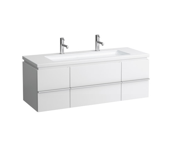 Case for living | Vanity unit de Laufen | Armarios lavabo
