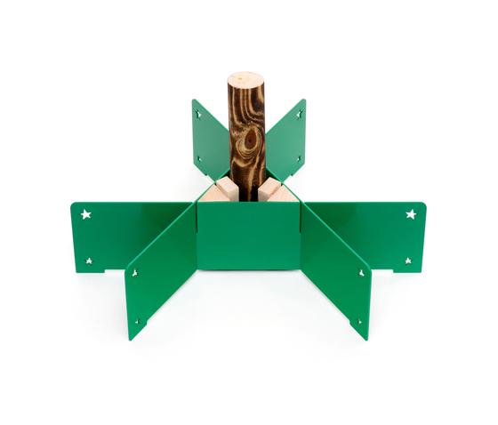 Halleluja Christmas tree stand by keilbach | Christmas decoration