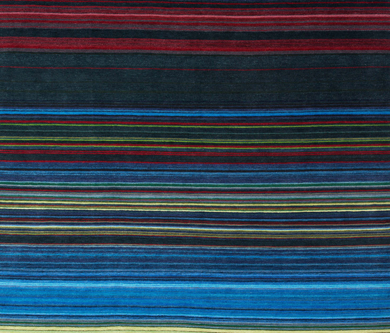 Stripes - Nowhereland von REUBER HENNING | Formatteppiche
