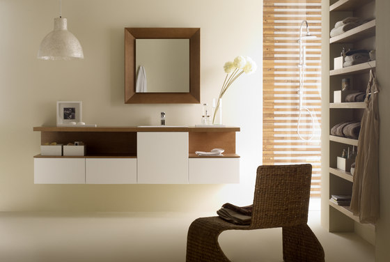 Basic meuble orte-vasque de CODIS BATH | Meubles sous-lavabo