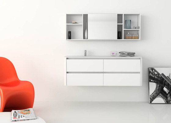 D´Amore basin vanity unit by CODIS BATH | Vanity units