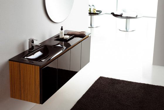 Piacere basin vanity unit by CODIS BATH | Vanity units