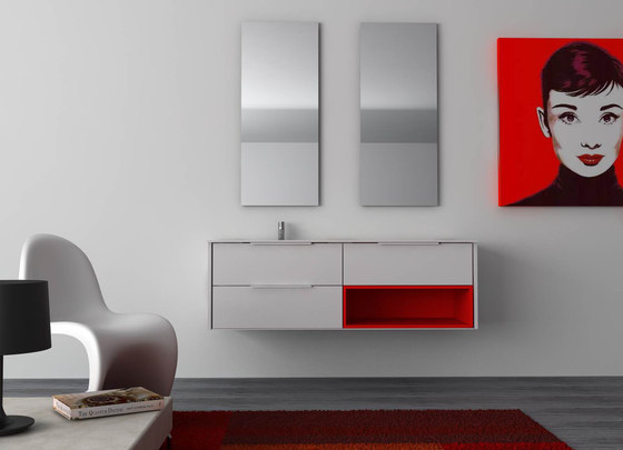 Soho basin vanity unit di CODIS BATH | Mobili lavabo
