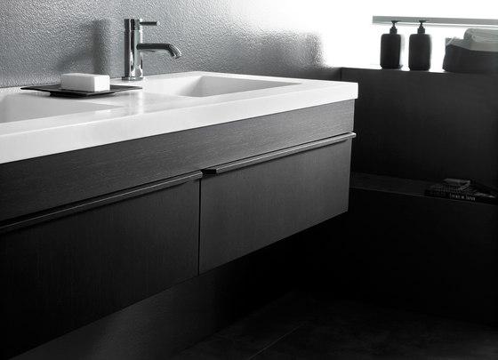 Ticino mueble portalavabo de CODIS BATH | Armarios lavabo