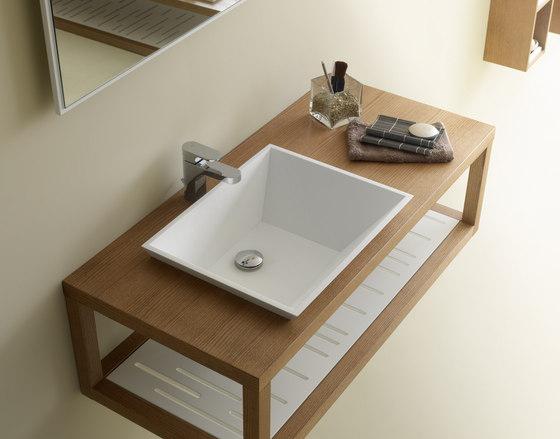 Zen basin vanity unit by CODIS BATH | Vanity units