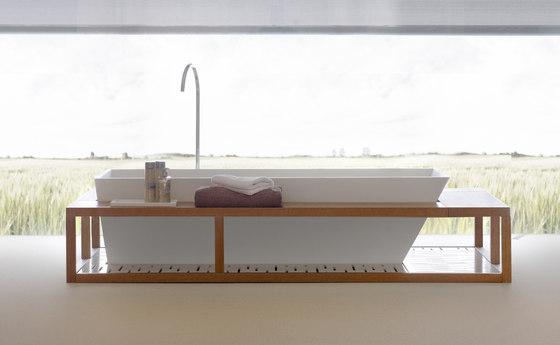 Zen bath by CODIS BATH | Free-standing baths