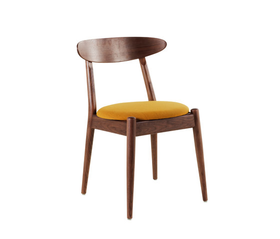 Louisiana Chair (1958) by Stellar Works | Restaurant chairs