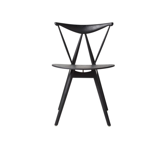 Louisiana Chair (1958) de Stellar Works | Chaises de restaurant