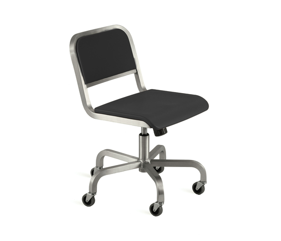 Nine-0™ Swivel chair by emeco | Task chairs