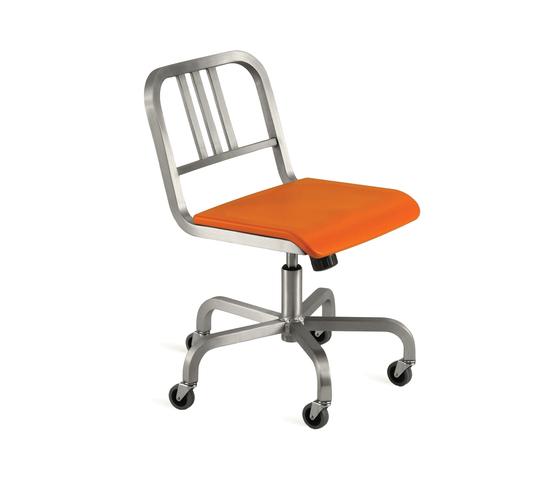 Nine-0™ Swivel chair by emeco | Task chairs