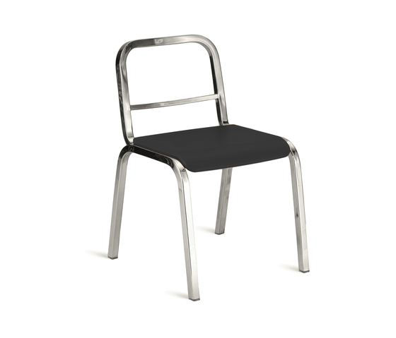 Nine-0™ Stacking chair by emeco | Restaurant chairs