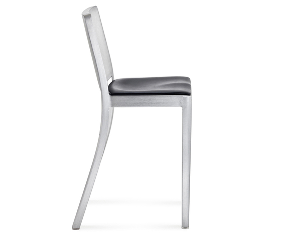 Hudson Counter stool seat pad by emeco | Bar stools