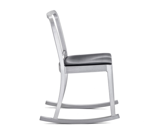 Heritage Rocking chair seat pad de emeco | Mecedoras