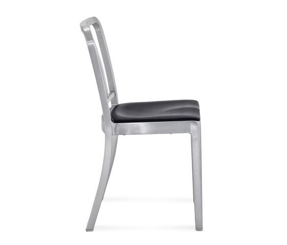 Heritage Stacking chair seat pad by emeco | Restaurant chairs