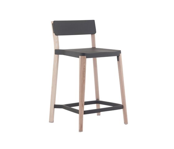 Lancaster Counter stool de emeco | Tabourets de bar