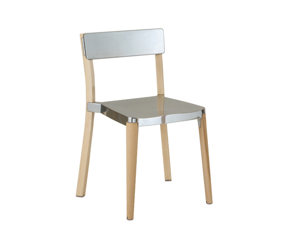 Lancaster Stacking chair de emeco | Chaises de restaurant