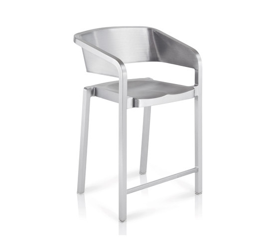 Soso Counter stool di emeco | Sgabelli bar