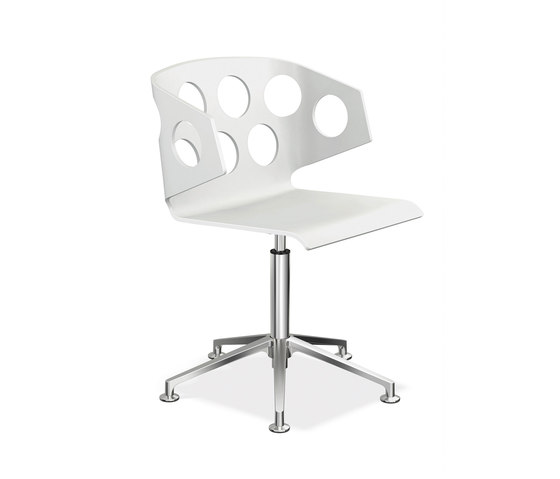 Carma V 3215/00 by Casala | Visitors chairs / Side chairs