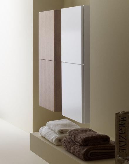Basic storage wall unit di CODIS BATH | Contenitori bagno