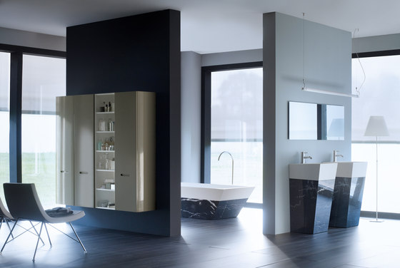 Basic storage wall units by CODIS BATH | Wall cabinets